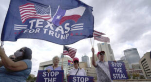 Disunited States of America: Texas Contests Election Results in Battleground States in Supreme Court