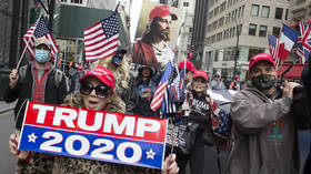 Republican Party officially calls on supporters to DIE for Trump with an 'Ali Akbar!' battle cry