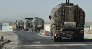 US Troops Not Involved in Guarding Syria's Stolen Oil, Pentagon Says
