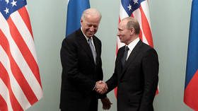 Biden's tough-guy flexing at 'soulless killer' Putin would be funny if the consequences weren't so serious