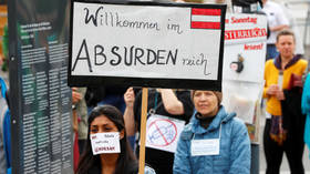 Half of Austrians fear stating opinions publicly, citing over-the-top political correctness & fear of being branded 'alt right'