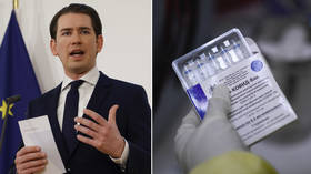 Austria negotiates to buy 1mn doses of Russia's Sputnik V Covid-19 vaccine as Chancellor Kurz rejects 'geopolitical blinkers'