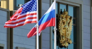 Moscow Informs Washington of Restrictions for Diplomatic Staffers Amid Bilateral Crisis