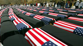 Caitlin Johnstone: US troops die for world domination, not freedom