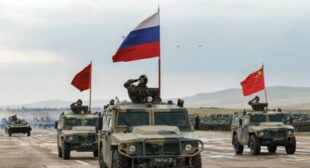 Chinese Media Warns US Would Face 'Absolute Nightmare' in Conflict With China, Russia