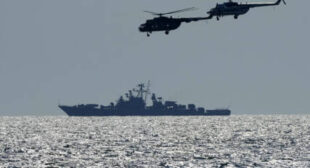 Russian Embassy in the US: West's Attempts to Test Black Sea Borders 'Doomed to Failure'