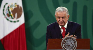 Mexican President Says Protests in Cuba Manipulated From Outside