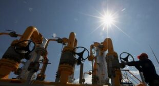 It's a Gas!… Russia Blamed for Europe's Fuel Crisis